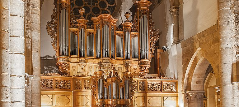Orgue de l'église Saint Thomas